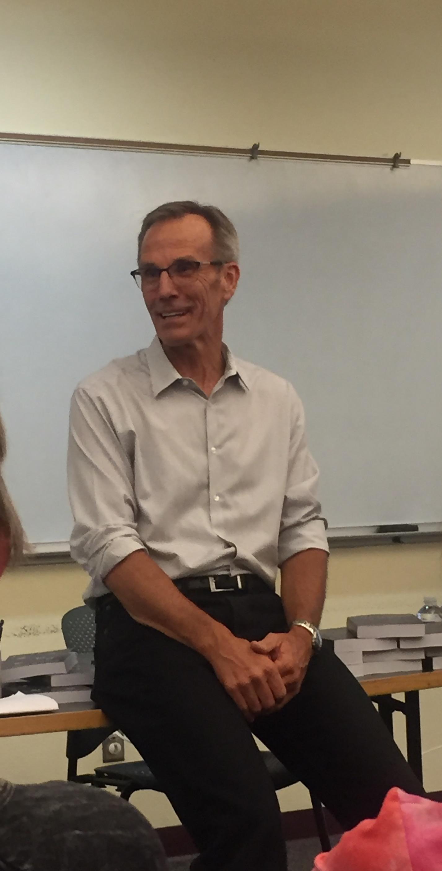 Author Phil Robins