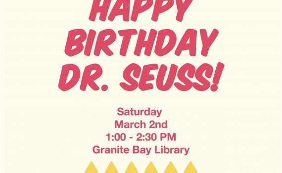 Dr. Seuss' Birthday Party